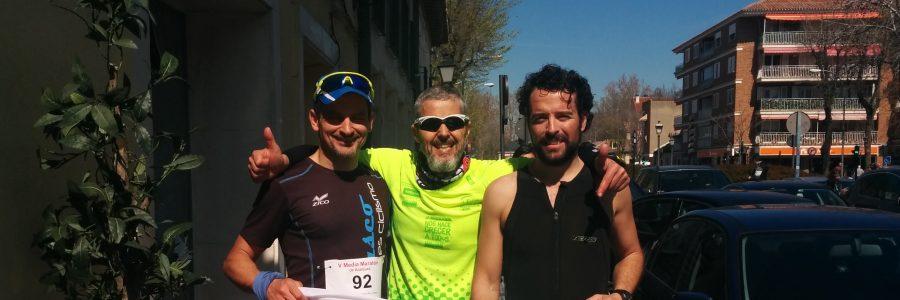 Aranjuez 2016, mi primera media maratón