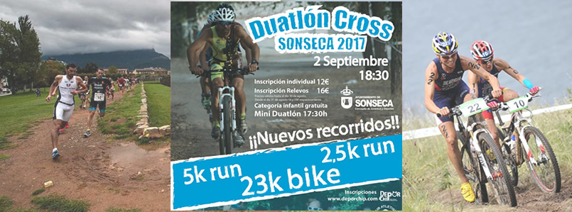 Duatlón Cross Sonseca 2017