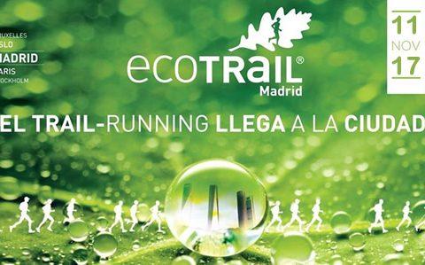 Ecotrail Madrid 2017