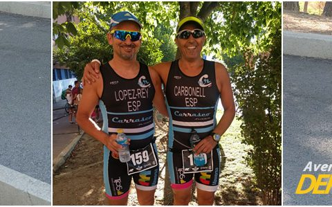 Triatlon Hoces de Cuenca 2017
