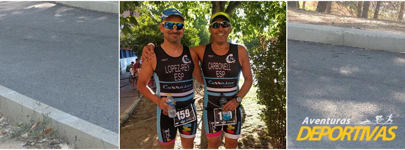 Triatlon Hoces de Cuenca 2017