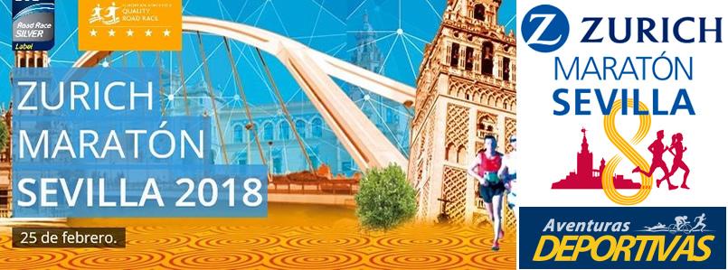 Maratón Sevilla 2018